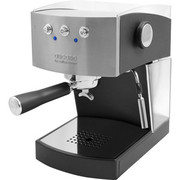 Ascaso ARC v2.0 Black and Inox Espresso Machine