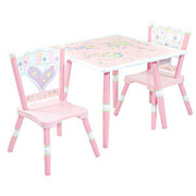 Levels of Discovery Fairy Wishes Table and 2 Chair Set
