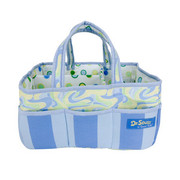 Trend Lab Dr. Seuss Oh the Places You'll Go Storage Caddy - Blue