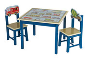 Guidecraft Moving All Around Table and Chair Set