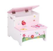 Guidecraft Butterfly Storage Step-Up - G86606