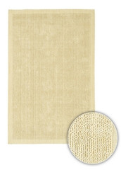 Chandra Rugs Art ART3515 Contemporary Natural Jute Rug