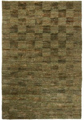 Chandra Rugs Art ART3581 Contemporary Natural Jute Rug