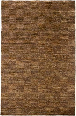 Chandra Rugs Art ART3582 Contemporary Natural Jute Rug