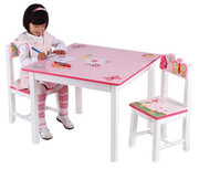 Guidecraft Butterfly Buddies Table and Chair