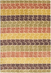 Chandra Rugs Janelle Style JAN2638 Wool Area Rug