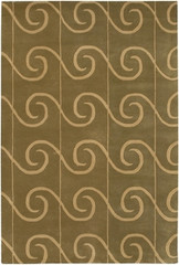 Chandra Rugs Janelle Style JAN2642 Wool Area Rug