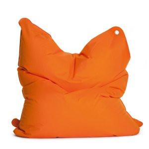 sitting bull bean bag orange myurbanchild. Black Bedroom Furniture Sets. Home Design Ideas