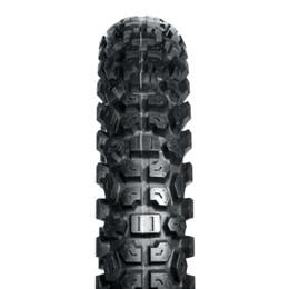Kenda K270 Dual Sport Rear Tire (GP-1): 2.75X18