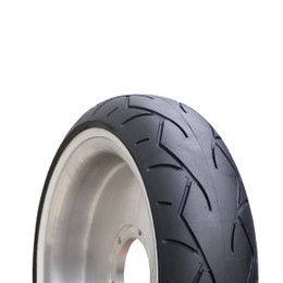 Vee Rubber VRM302 White Wall Rear Tire 200/55 R17