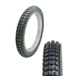 Vee Rubber VRM021 Trials Tire 2.75-18 TT FT/RR