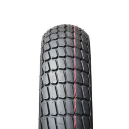 Vee Rubber VRM394 Winner Rear Tire 27.5X7.5-19 TT 4PR RR (non-DOT Flat Track)