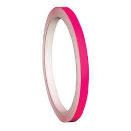 Pro Grip 5025 Wheel Rim Tape Flourescent Magenta (pink)