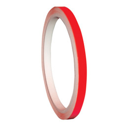 Pro Grip 5025 Wheel Rim Tape Reflective Red