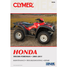Clymer M206 Service Shop Repair Manual Honda TRX500 Foreman 2005-2011