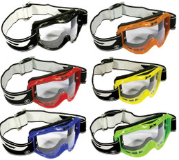 Pro Grip 3101 Anti-Fog Youth MX Goggles
