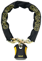 OnGuard 8017 Beast Hex Chain Lock 3.57' x 12mm