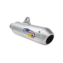 Supertrapp IDS2 Quite Slip-On Exhaust Suzuki DR250S / 350S 90-99