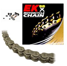 EK 525SRX2 Sport Race QX-Ring Motorcycle Chain (Screw Master)