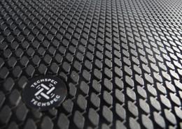 TechSpec Snake Skin Grip Side Saddlebox Covers for Yamaha XT 1200 Z Super Tenere