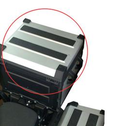 TechSpec Snake Skin Grip Rear Saddlebox Covers for Yamaha XT 1200 Z Super Tenere