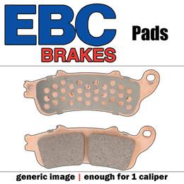 EBC Brake Pads FA 107/2A