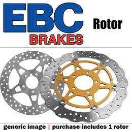 EBC Contour Front Disc Rotor MD1154XC