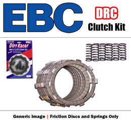 EBC Dirt Racer Clutch Set DRC127