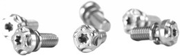 Two Brothers Accessories Endcap Bolt Kit Stainless Steel (005-001-SS)