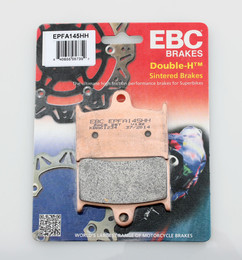 EBC Double-H Sintered Metal Brake Pads EPFA145HH