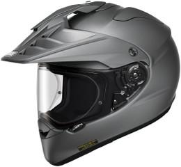 Shoei Hornet X2 Deep Matte Grey Helmet