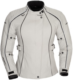 Fieldsheer Lena 2.0 Silver Black Ladies Jacket