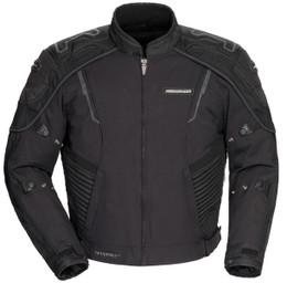 Fieldsheer Shadow Black Jacket