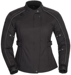 Fieldsheer Lena 2.0 Black Ladies Jacket