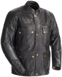 Tourmaster Lawndale Brown Jacket