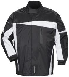 Tourmaster Defender 2.0 Black Two-Piece Rain Suit
