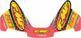 FMF EXHAUST 4.1 ALUMINUM RCT WRAP DECAL (014820)