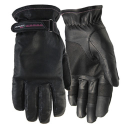 Olympia 110LT Womens Lined Rose Gloves
