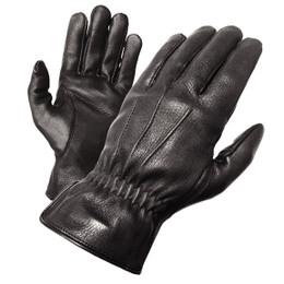 Olympia 140 Mens Deerskin I Black Comfort Classic Gloves