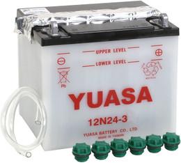 Yuasa 12N24-3 Battery