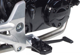 Two Brothers Accessories Grom Billet Footpegs (Blk) (374-8-01)