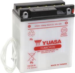 Yuasa YB12A-B Battery