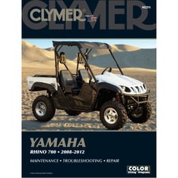Clymer M291 Service Shop Repair Manual Yamaha Rhino 700 2008-2012