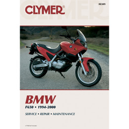 Clymer M309 Service Shop Repair Manual BMW F650 1994-2000