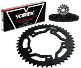 Vortex CK4144 Chain and Sprocket Kit HFRS KAW ZX-10R 04-05 (1D2U,STL)