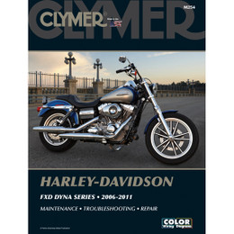 Clymer M254 Service Shop Repair Manual Harley Davidson FXD Dyna Series 06-11