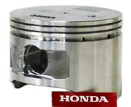 DJ-2396 Honda Flat Top UTI Piston +.010