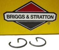 555508 B&S Lock, Piston Pin (Circlips)