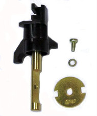 DJ-1227 Throttle shaft & Butterfly Assy
