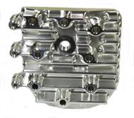 6026 Billet Cylinder Head, Briggs 5HP Flathead Finned Open Big Valve